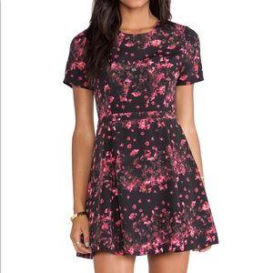 Jack Hanna Floral Printed Dress.